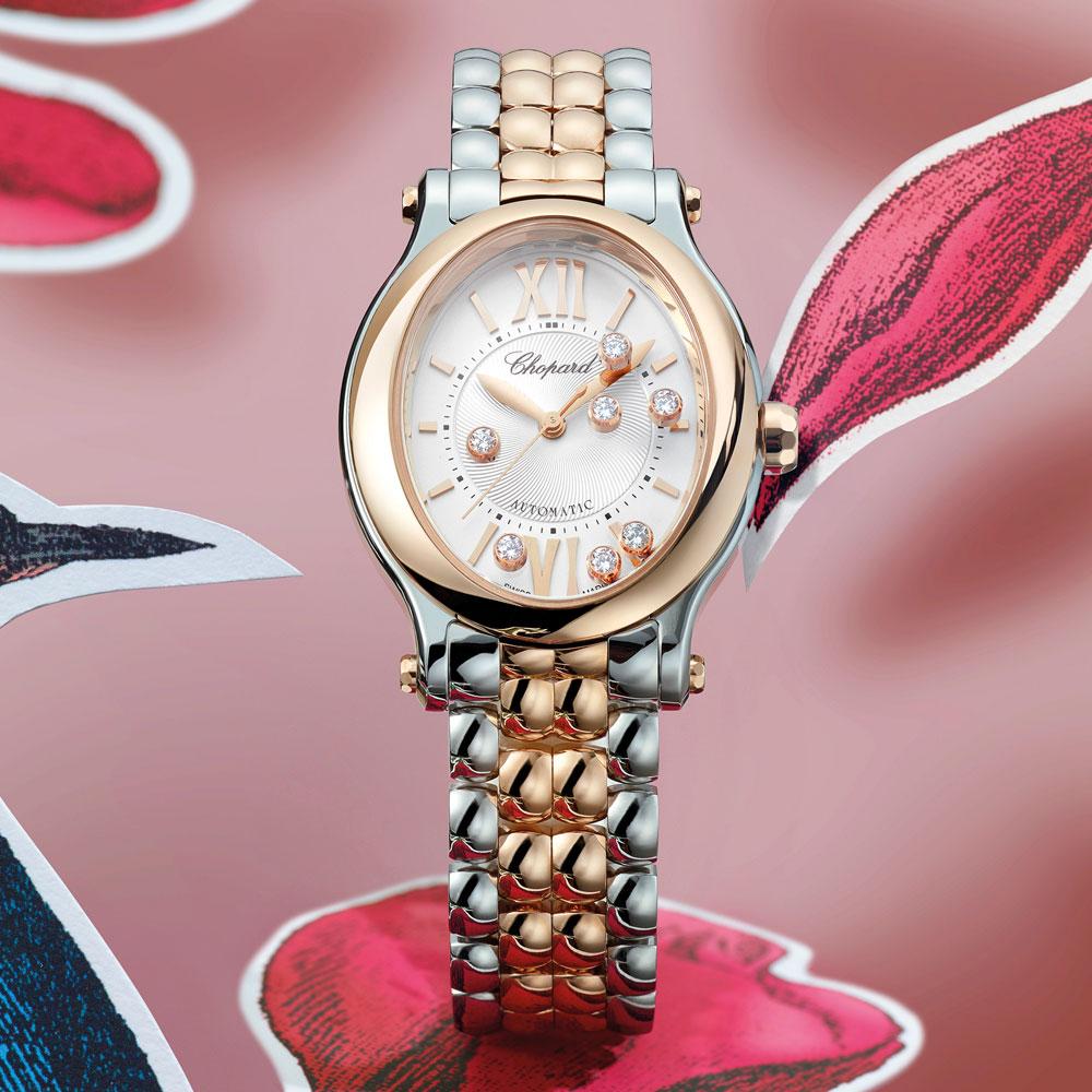 Chopard Uhren bei Juwelier Bielert bei Hannover