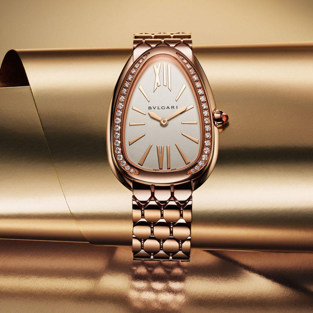 Bulgari Serpenti Uhren bei Juwelier Bielert